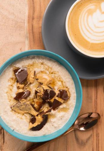 Oats & Coffee